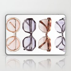 FASHION SUNGLASSES Laptop & iPad Skin