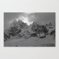 Mount Canvas Print