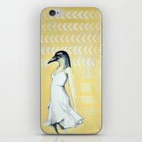 Dancing Until Flight iPhone & iPod Skin