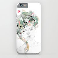 iPhone & iPod Case featuring Beauty waiting by Tuky Waingan