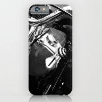 Black & White Harley iPhone 6 Slim Case