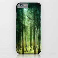 iPhone Cases featuring Enchanted light by Armine Nersisian