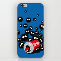 Pest Control iPhone & iPod Skin