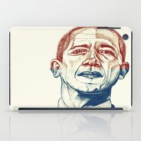 Red, White and Obama iPad Case