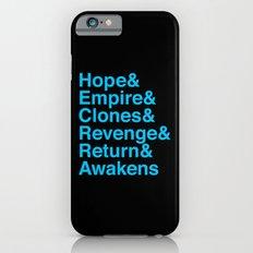 Machete Order iPhone 6 Slim Case