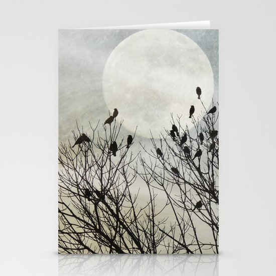 Travellers Roost Stationery Card