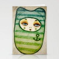 Sea Soul Stationery Cards