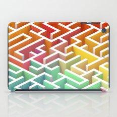 Labyrinth III iPad Case