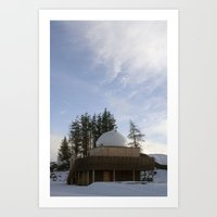 Scottish Dark Sky Observ… Art Print