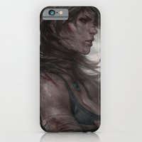 iPhone & iPod Case featuring Survivor by Artgerm™