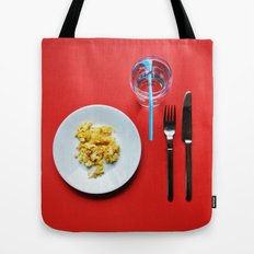 Primary Colours : Breakfast Tote Bag