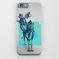 iPhone & iPod Case featuring Magic traits - zelephant by Andrei Clompos