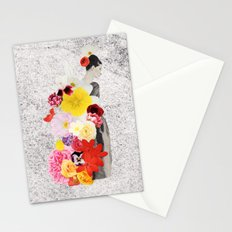 cecelia waits Stationery Cards