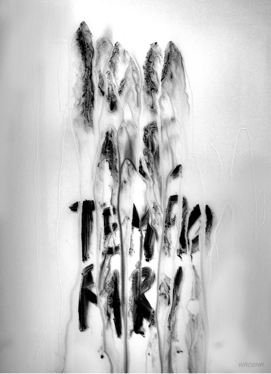 Temporary (take 2) Art Print