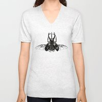 Scarab Two Unisex V-Neck