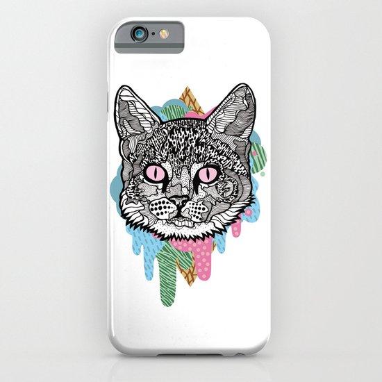 DRIPPY CAT iPhone & iPod Case