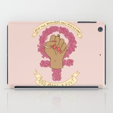 Femme Is Not Fragile iPad Case