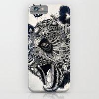 iPhone & iPod Case featuring Panda by Feline Zegers