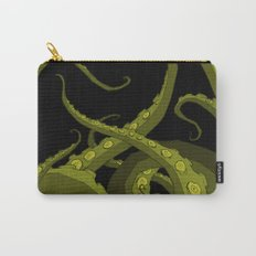 Subterranean Green Carry-All Pouch