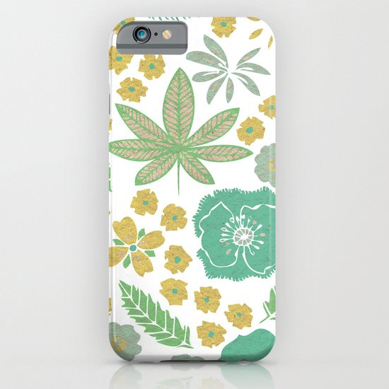 Floral Bloom  iPhone & iPod Case