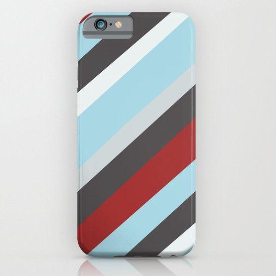 Diagonal : Pattern iPhone & iPod Case