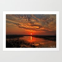 Amazing Morning.... Art Print