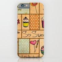 iPhone & iPod Case featuring Sweet Things! by Duru Eksioglu