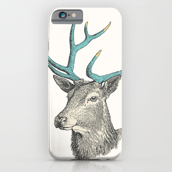 Party Animal - Deer iPhone & iPod Case