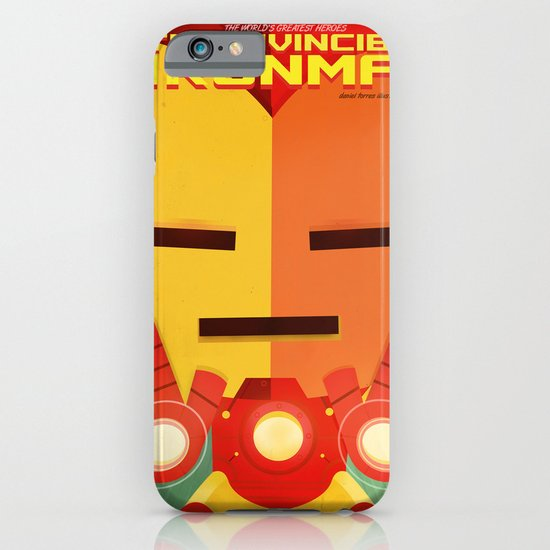 ironman fan art iPhone & iPod Case