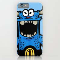 iPhone & iPod Case featuring big blue by certified-alberto