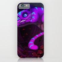 The Cheshire Cat iPhone 6 Slim Case