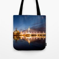 Winnipeg, MB, Canada Tote Bag