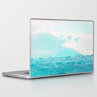 anchor Laptop & iPad Skins featuring Anchor by 83 Oranges™