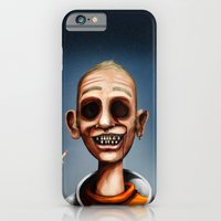 iPhone & iPod Case featuring Sight by Lee Grace Illustration