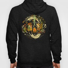 Animal Chants & Forest Whispers Hoody