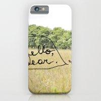 Hello, Dear iPhone 6 Slim Case