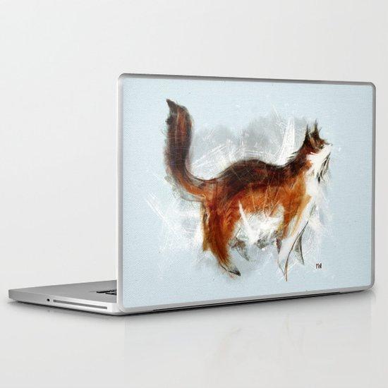 Ode to my Cat Laptop & iPad Skin