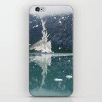 Alaskan Ice. iPhone & iPod Skin