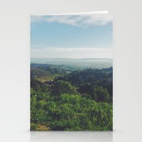 Rolling Hills  Stationery Cards