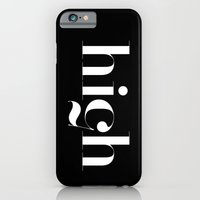 iPhone & iPod Case featuring Typography by David
