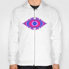 Pink Eye Hoody