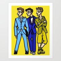 file 025. true colors Art Print