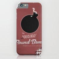 (un)Original Round Bomb iPhone 6 Slim Case