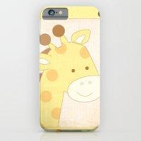 Giraffe Jungle Series Pr… iPhone 6 Slim Case