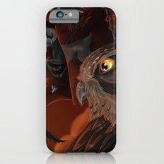solar owls mars  iPhone 6 Slim Case