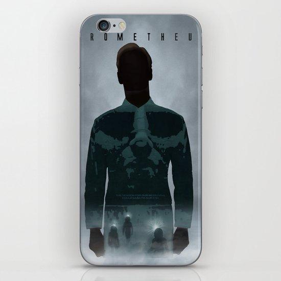 Prometheus iPhone & iPod Skin