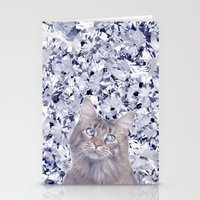 Seeing Diamonds Stationery Cards