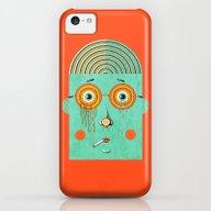 Brainy iPhone 5c Slim Case