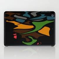 Abstract Puzzle iPad Case