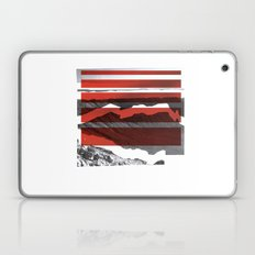Red Terrain Laptop & iPad Skin